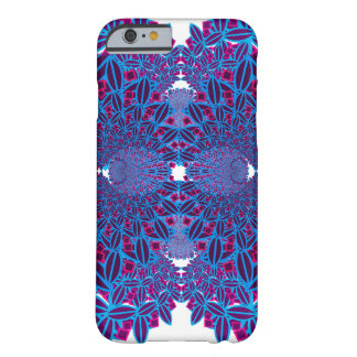 Flower Fractal Barely There iPhone 6 Case