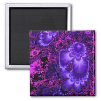 Flower Fractal Magnet