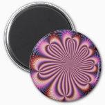Flower - Fractal Magnet