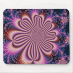 Flower - Fractal Mousepad