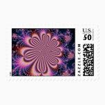 Flower - Fractal Stamp