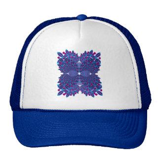Flower Fractal Trucker Hat