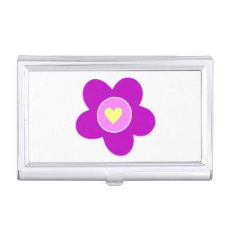Flower Fun Business Card Holders