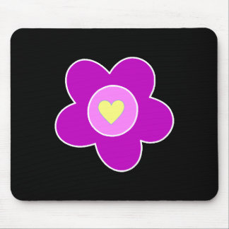 Flower Fun Mouse Pad