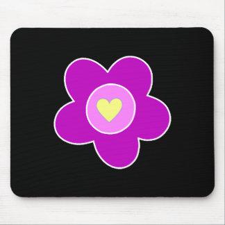 Flower Fun Mousepads