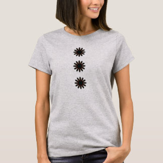 flower,funny,camiseta,sun,optic playera