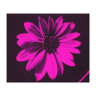 flower gallery wrapped canvas