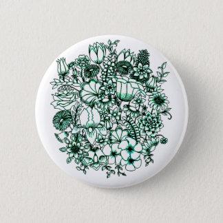 Flower Garden 1 Button