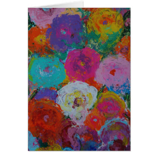 Flower Garden 3 Card