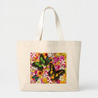Flower Garden Bags