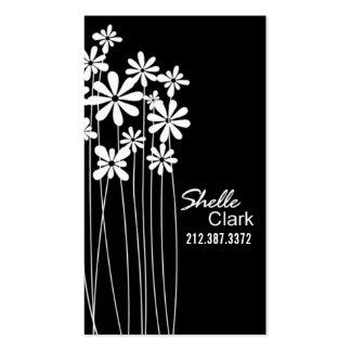 Flower Garden Business Card template