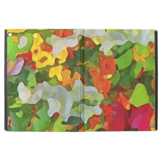Flower Garden Floral iPad Pro Case