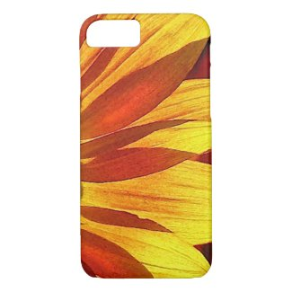 Flower Garden Floral Sunflower iPhone 7 Case