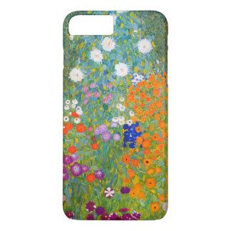 Flower Garden   Gustav Klimt iPhone 8 Plus/7 Plus Case