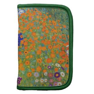 Flower Garden Gustav Klimt Planners