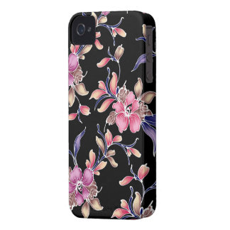Flower Garden iPhone 4 Cases