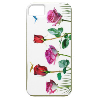 Flower garden iPhone SE/5/5s case