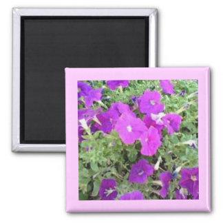 Flower Garden Magnet