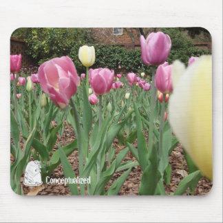 Flower Garden Mousepad