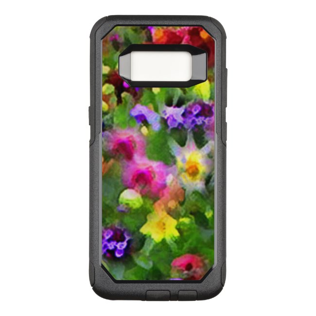 Flower Garden OtterBox Samsung Galaxy S8 Case