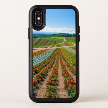 Flower Garden | Shikisai No Oka Flower Farm OtterBox Symmetry iPhone X Case