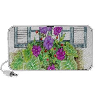 Flower Garden Speaker