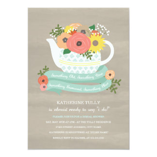 Shop Zazzle's selection of bridal shower invitations for your special day!