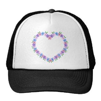 Flower Garland Hat