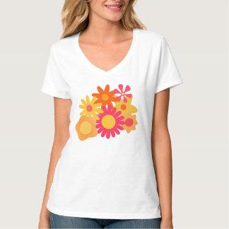 flower gears playera