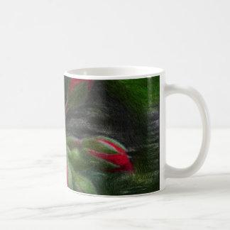 Flower Geranium Buds Classic White Coffee Mug