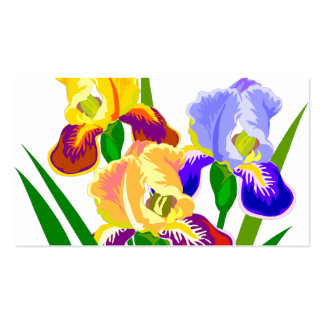 Flower Gifts Business Card