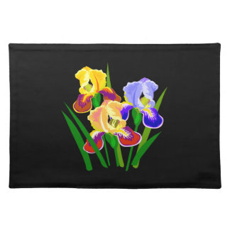Flower Gifts Cloth Placemat