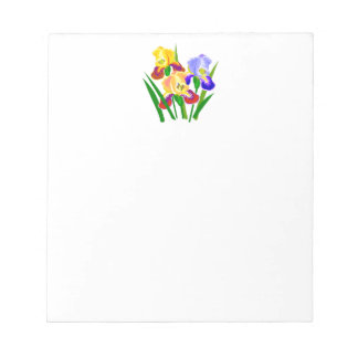 Flower Gifts Memo Notepads