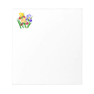 Flower Gifts Notepads