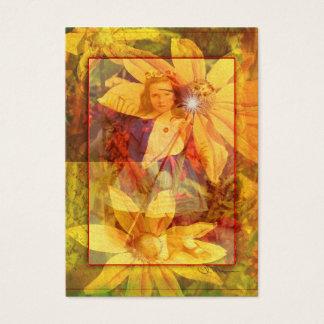 Flower Girl - Artist Trading Cards