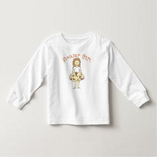 Flower Girl Autumn Wedding Toddler T-shirt