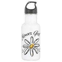 Flower Girl Bridal Party Water Bottle