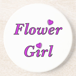 Flower Girl Coaster