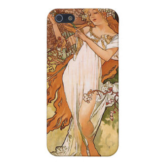 Flower Girl  Cover For iPhone SE/5/5s