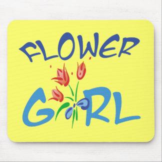 Flower Girl Favors Mouse Pad