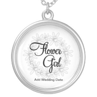 Flower Girl GIFT Necklace
