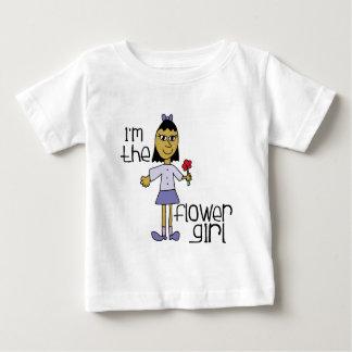 Flower Girl Infant T-shirt