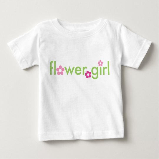 Flower Girl - Infant T-Shirt