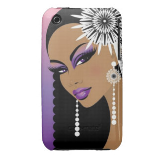 Flower Girl - iPhone 3 Case Mate