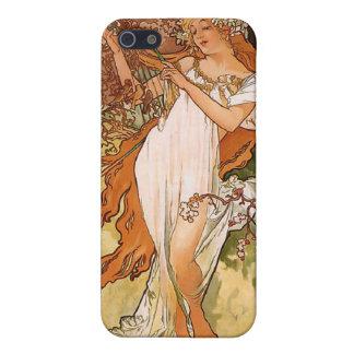 Flower Girl  iPhone 5 Case