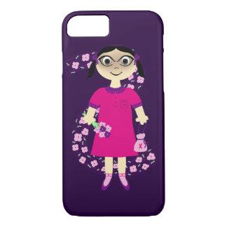Flower Girl iPhone 8/7 Case