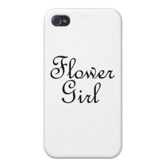 Flower Girl Case For iPhone 4
