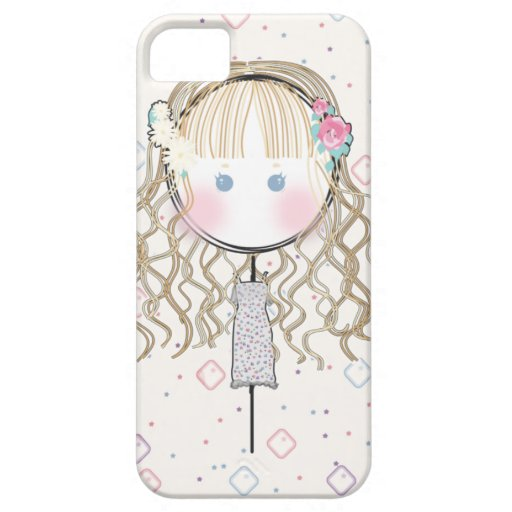 Flower Girl Iphone Case iPhone 5 Cover