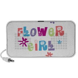 Flower Girl iPhone Speaker
