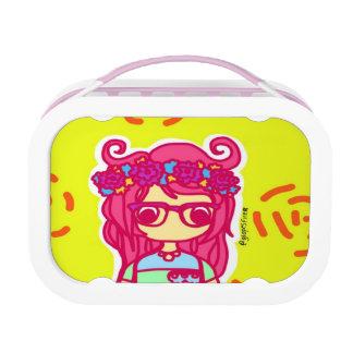Flower Girl Yubo Lunchbox